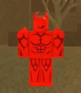 Weak Demon