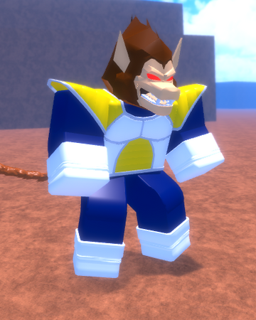 Great Ape Vegeta Dragon Ball Online Generations Wiki Fandom