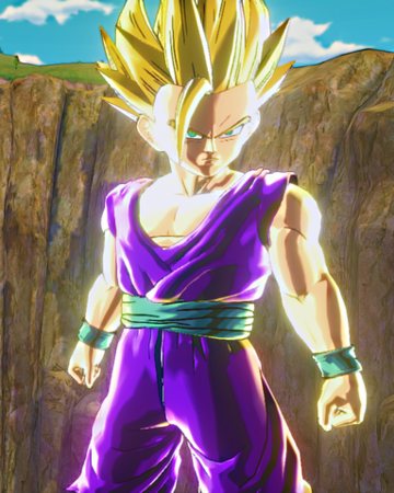 Super Saiyan 2 Skill Dragon Ball Xenoverse Wiki Fandom