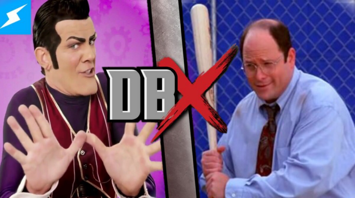 Robbie Rotten vs George Costanza
