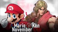 Mario VS Ken trailer