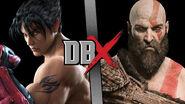 Jin vs Kratos