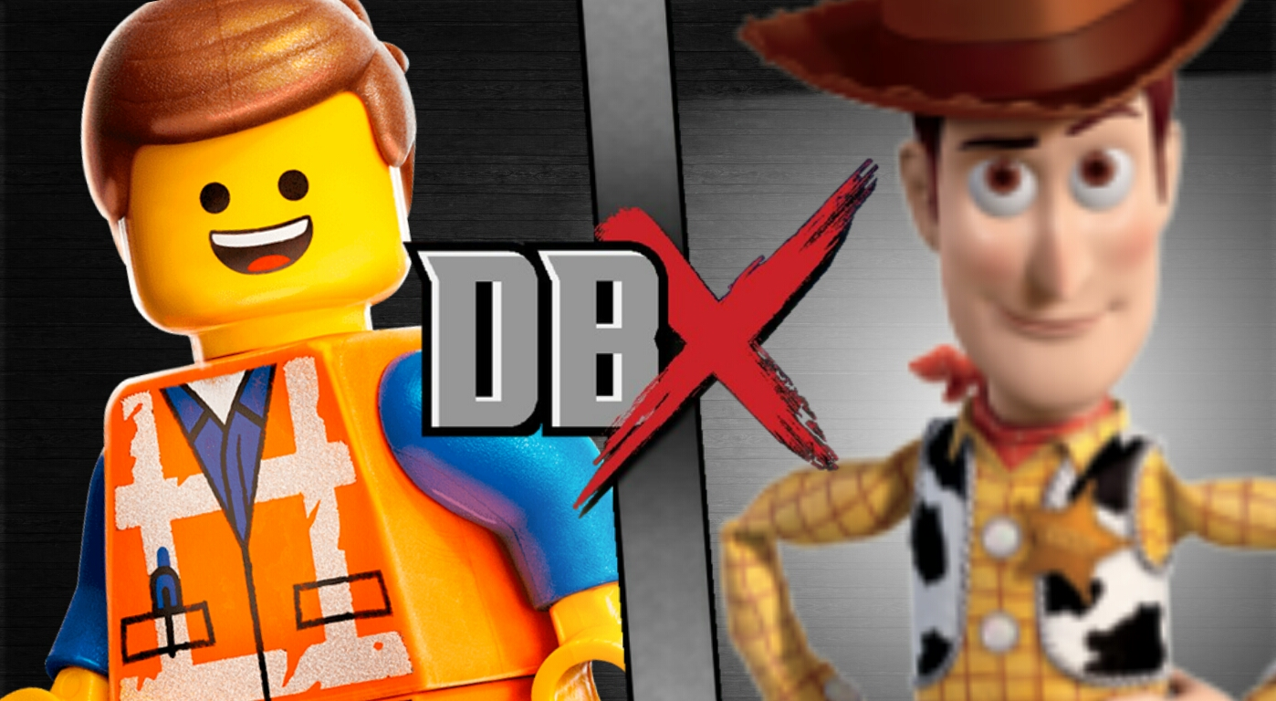 Woody vs. Emmet