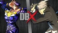 DBX - Josuke Higashikata VS Yu Narukami