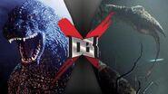 Godzilla X Gravemind