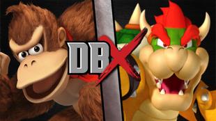 DK vs Bowser