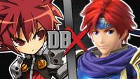 DBX - Elsword VS Roy