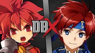 DBX - Elsword VS Roy 3