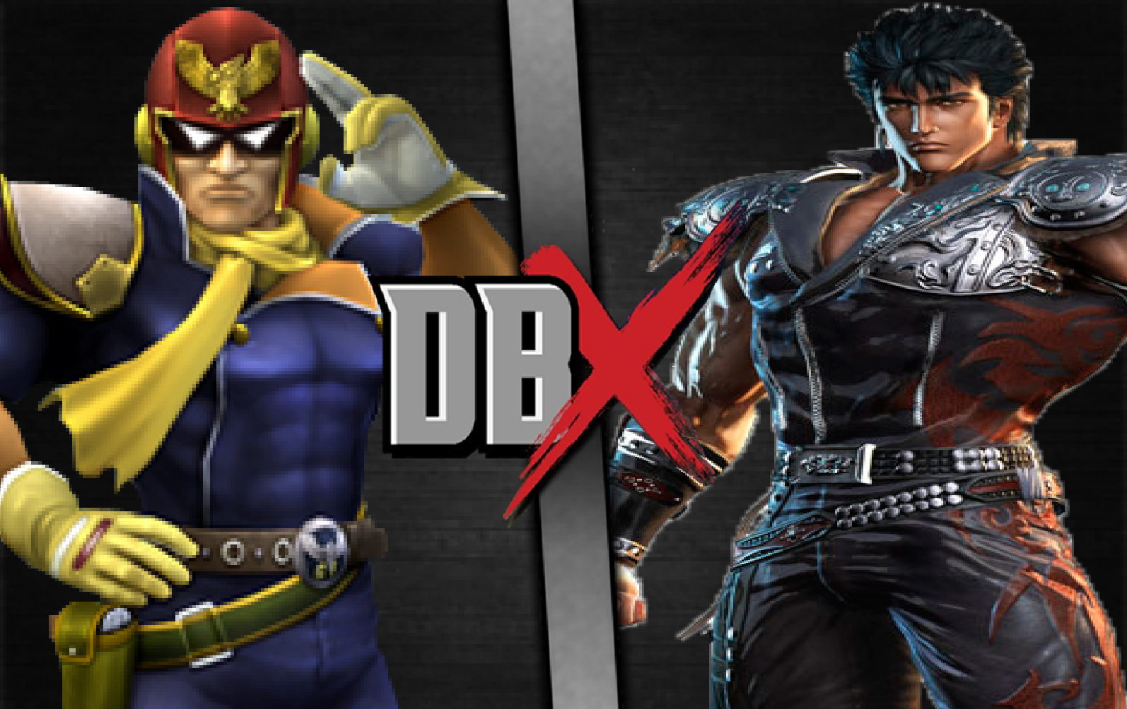 Captain Falcon VS Kenshiro