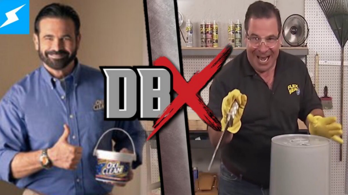 Billy Mays vs Phil Swift