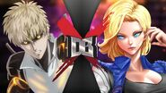 Genos vs Android 18