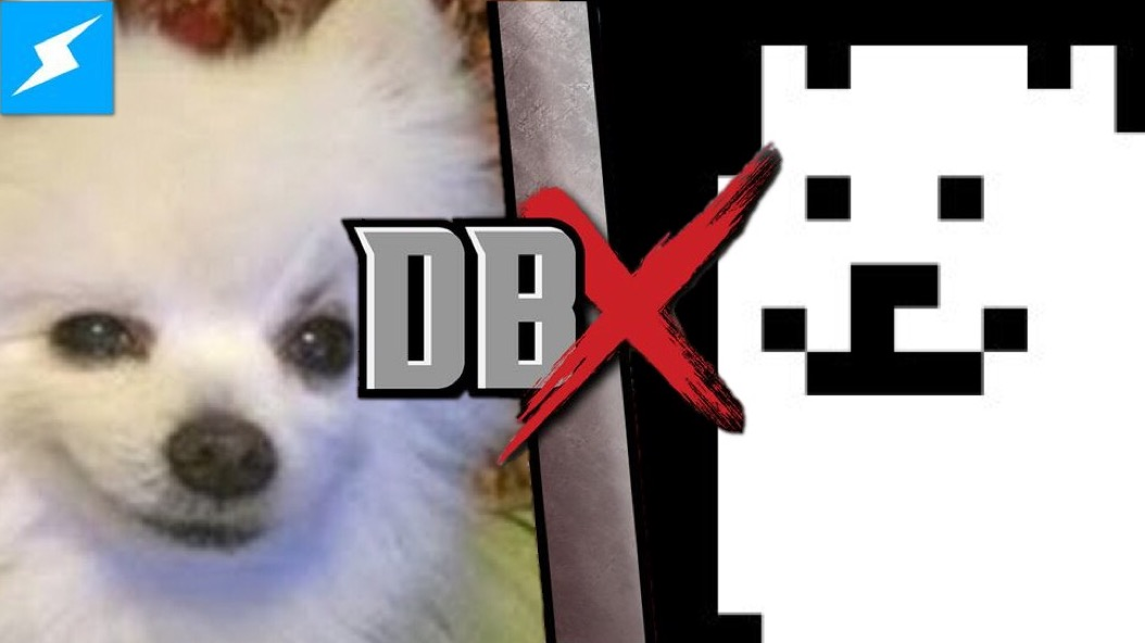Gabe the Dog Vs Annoying Dog