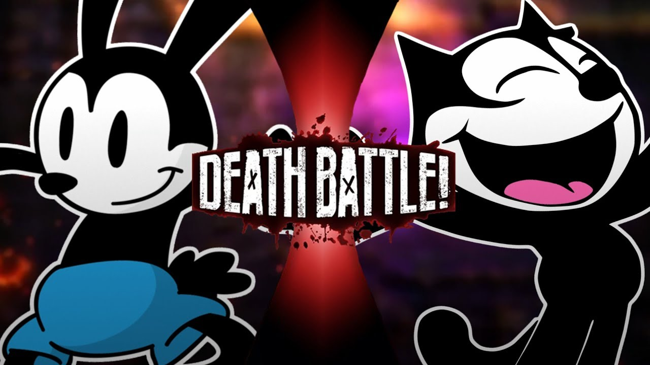 Oswald The Lucky Rabbit Vs Felix The Cat
