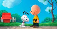 Snoopy and charlie brown wins