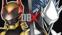 DBX - Lingering Will VS Hakumen