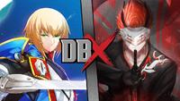 DBX - Jin Kisaragi VS Adam Taurus