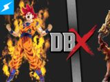 Goku vs Kratos