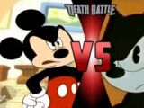 Mickey Mouse vs. Felix The Cat