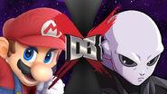 Mario vs Jiren