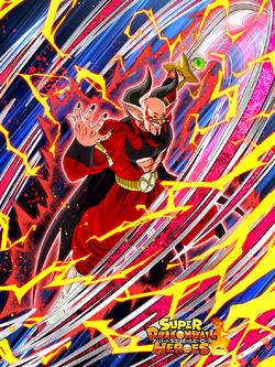 Returning Demon Lord Demon God Dabura Xeno Dragon Ball Z Dokkan Battle Wiki Fandom