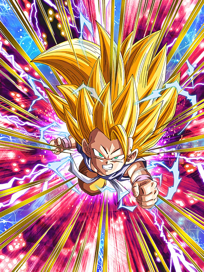 Focused on Victory Super Saiyan 3 Goku (GT)