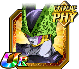 The Final Battle Begins Cell (Perfect Form)