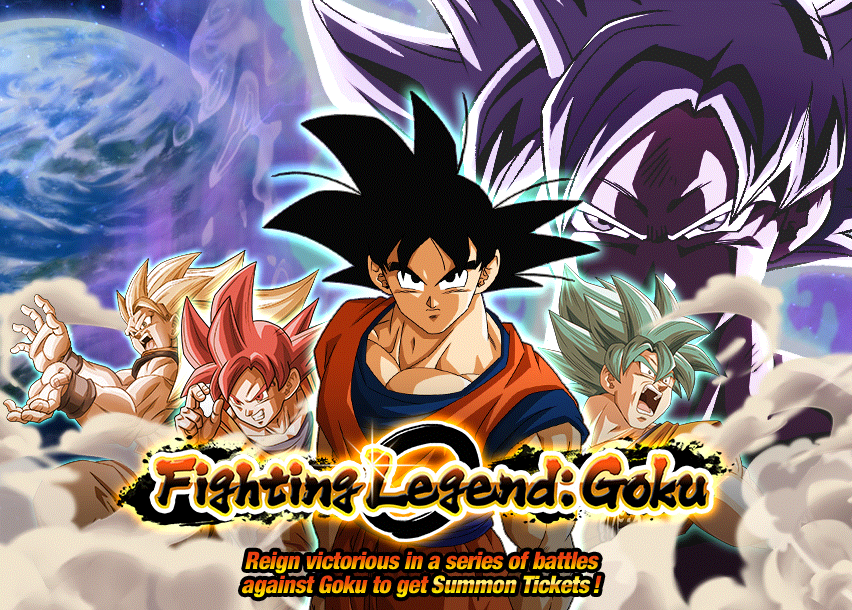Tactics Fighting Legend Goku Dragon Ball Z Dokkan Battle Wiki Fandom