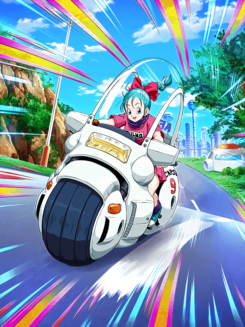 Exciting Adventure Bulma (Youth)