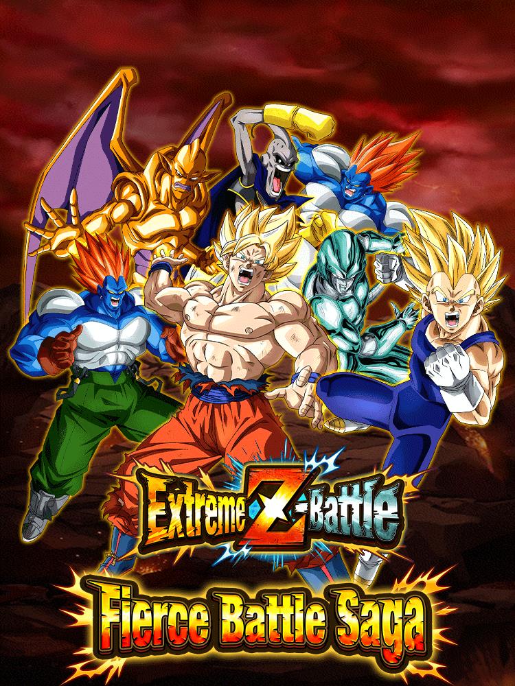 Extreme Z-Battle: Fierce Battle Saga