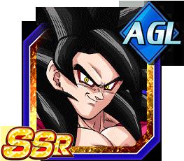 Miraculous Awakening Super Saiyan 4 Goku
