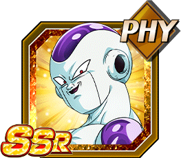 Full of Evil Intent Frieza (Final Form) (Angel)