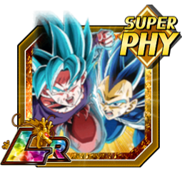 Surpassing Endless Power Super Saiyan God SS Goku (Kaioken) & Super Saiyan God SS Evolved Vegeta