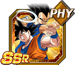 Otherworld Super Warriors Goku (Angel) & Vegeta (Angel)