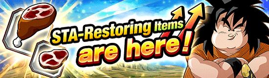 STA-Restoring Items