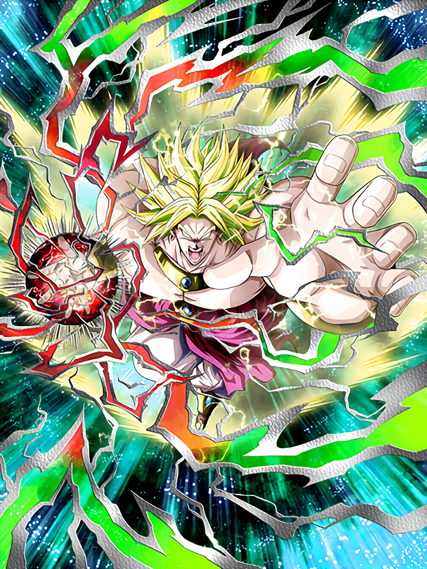 Eternal Horror Legendary Super Saiyan Broly