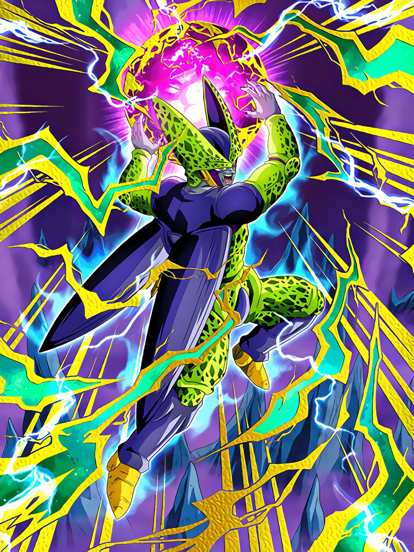 Roaring Hatred from Hell Cell (Perfect Form) (GT)