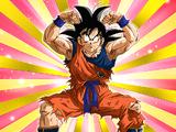 Training and Refreshment Goku