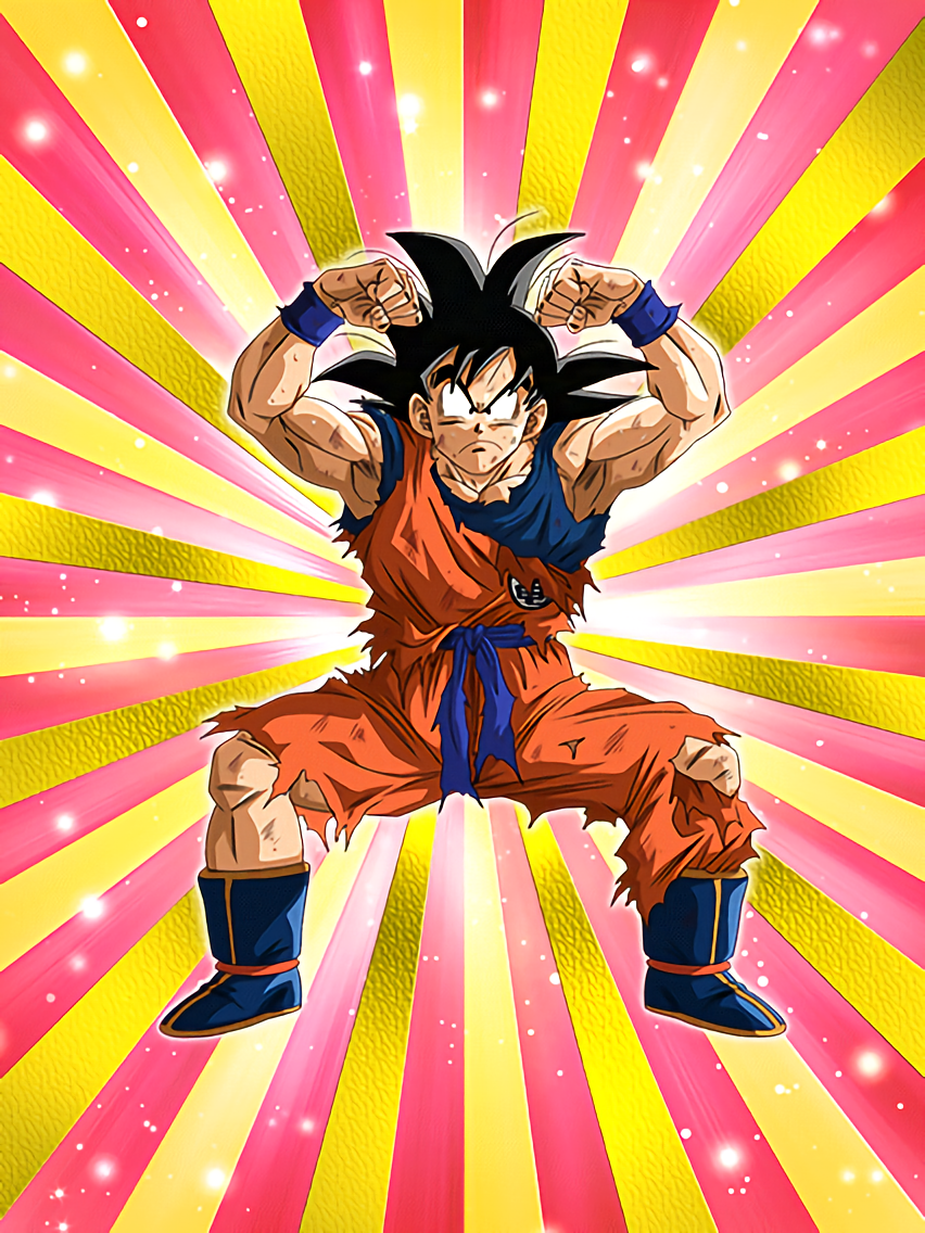 Training and Refreshment Goku