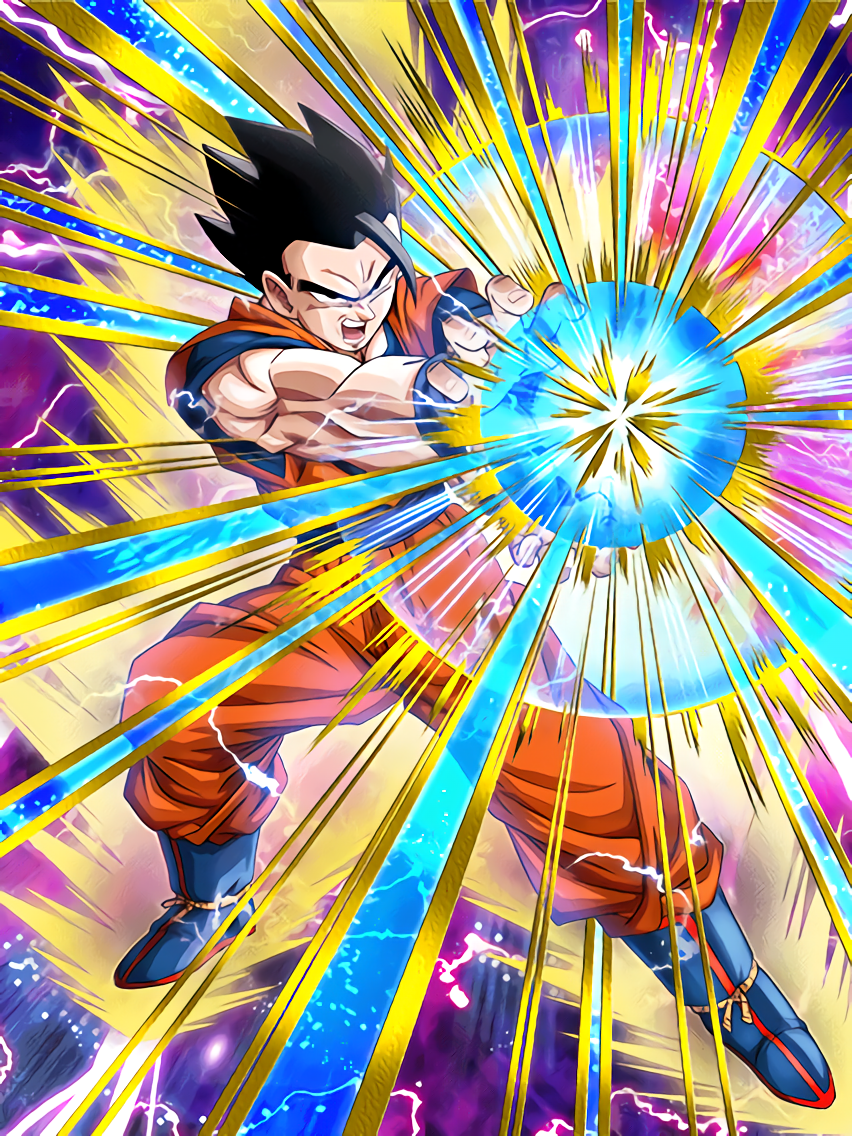 Ultimate Power Surge Ultimate Gohan