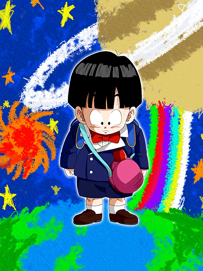 Departure Time Gohan (Kid)