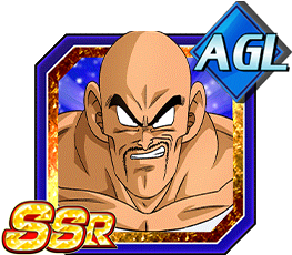 Bloodcurdling Combat Power Nappa