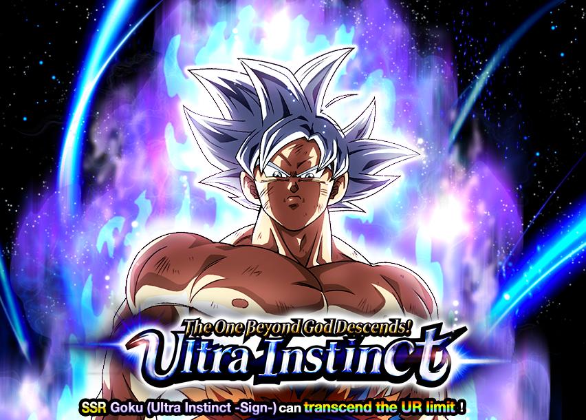 The One Beyond God Descends! Ultra Instinct