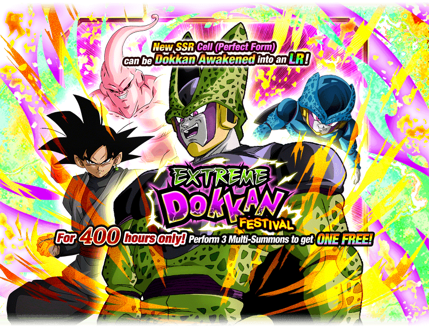 Extreme Dokkan Festival: Cell (Perfect Form)