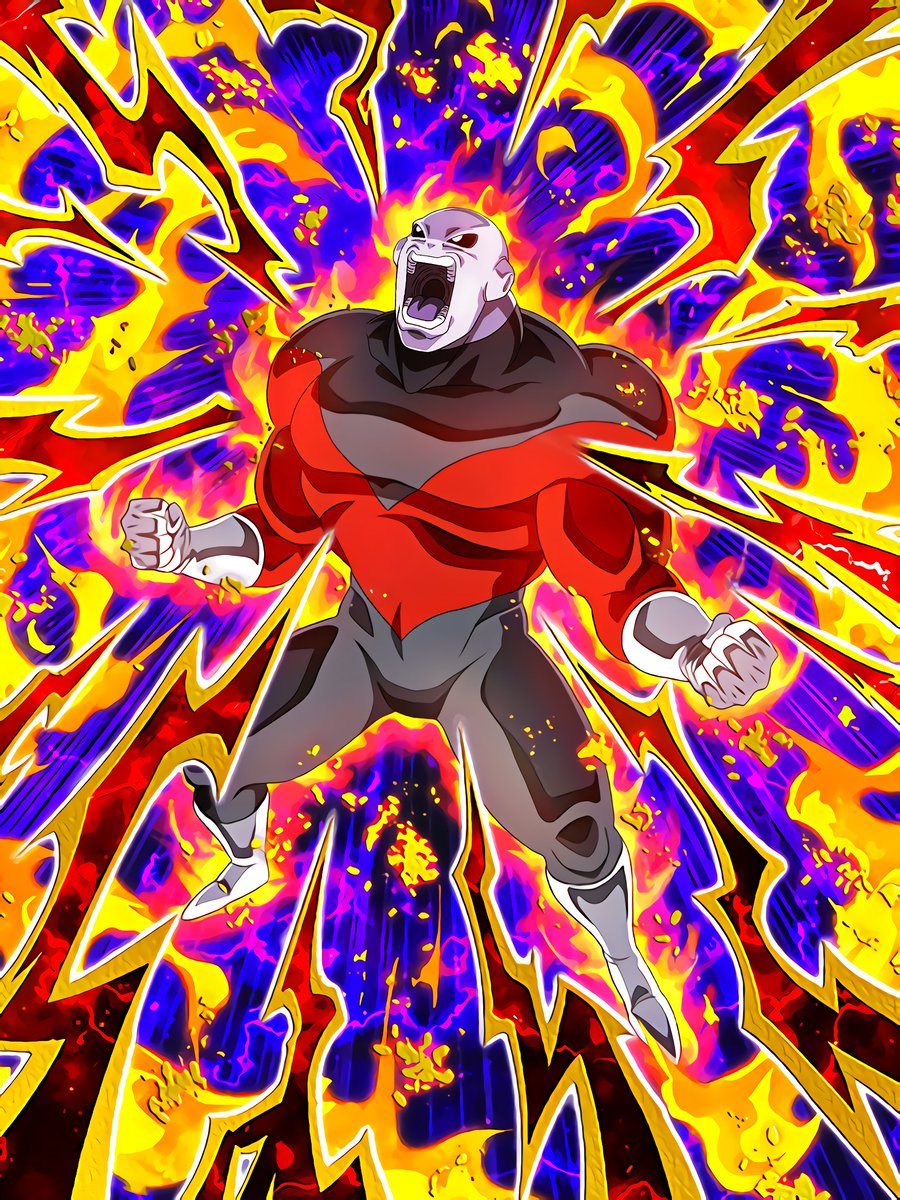 Absolute Power Jiren