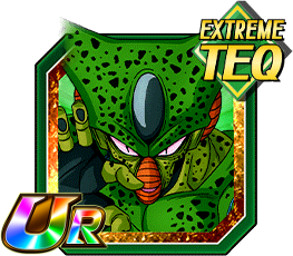 A Monster with Goku's Ki Cell (1st Form)