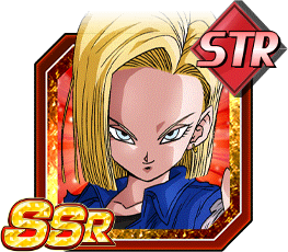 Willful Destruction Android 18 (Future)