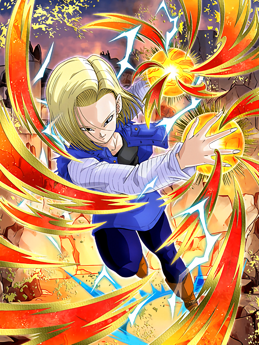 Grisly Destruction Android 18 (Future)