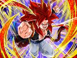 Peerless Super Power Super Saiyan 4 Gogeta