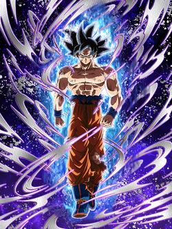 New Instinct Awakened Goku Ultra Instinct Sign Dragon Ball Z Dokkan Battle Wiki Fandom