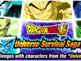 Universe Survival Saga